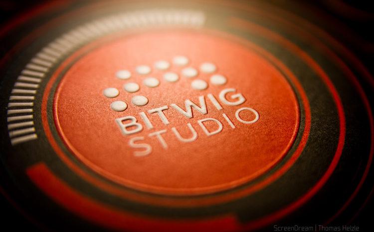 Bitwig: um DAW pra se levar a sério u-he