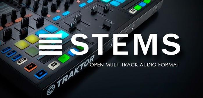 STEMS é apresentado pela Native Instruments como novo formato de áudio para DJs umek