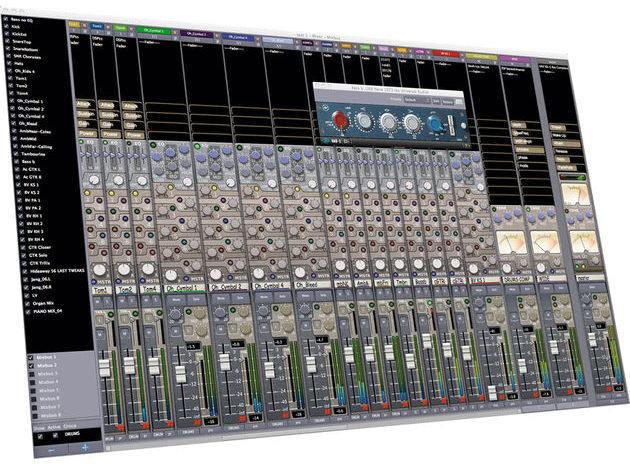 Conheça o DAW Mixbus, da Harrison Mixbus: