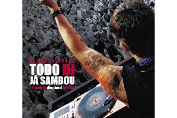 """Chegamos à marca de 500 livros """"Todo DJ Já Sambou"""" história dj"""