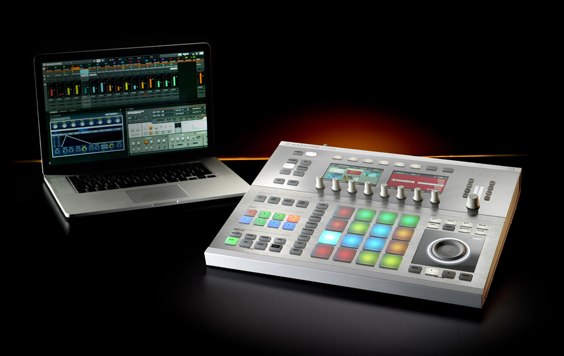 Maschine: o hardware da Native Instruments para produção e performance hardware, maschine, mikro, native instruments, Produção musical, standard, studio