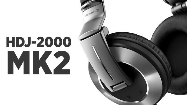 LANÇAMENTO - Pioneer HDJ-2000 MK2 fone