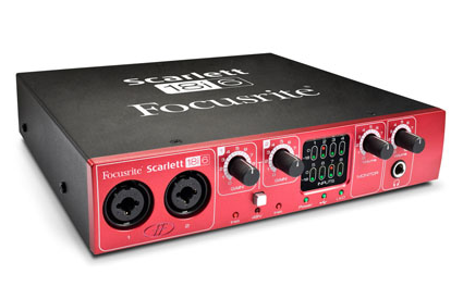 Placas de áudio Focusrite: Alta qualidade e bom preço! interface de audio