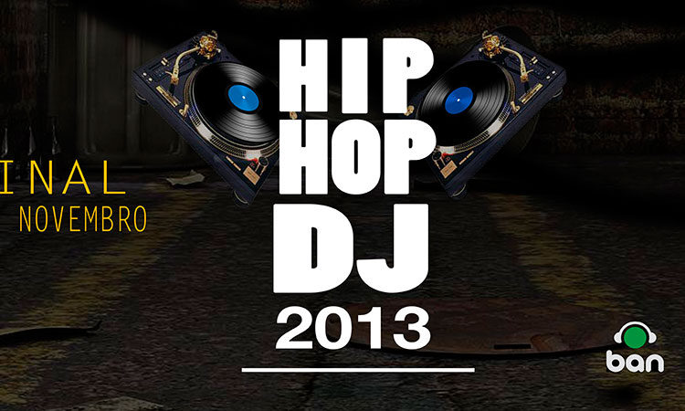 Final do campeonato Hip Hop DJ acontece na Ban dia 16/11 Xis