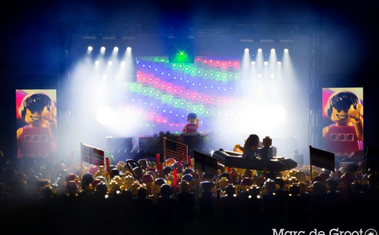 The Lego Club: confira as fotos mixmag