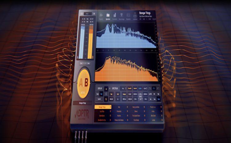 ADPTR Metric AB - Escute, veja e corrija síntese sonora