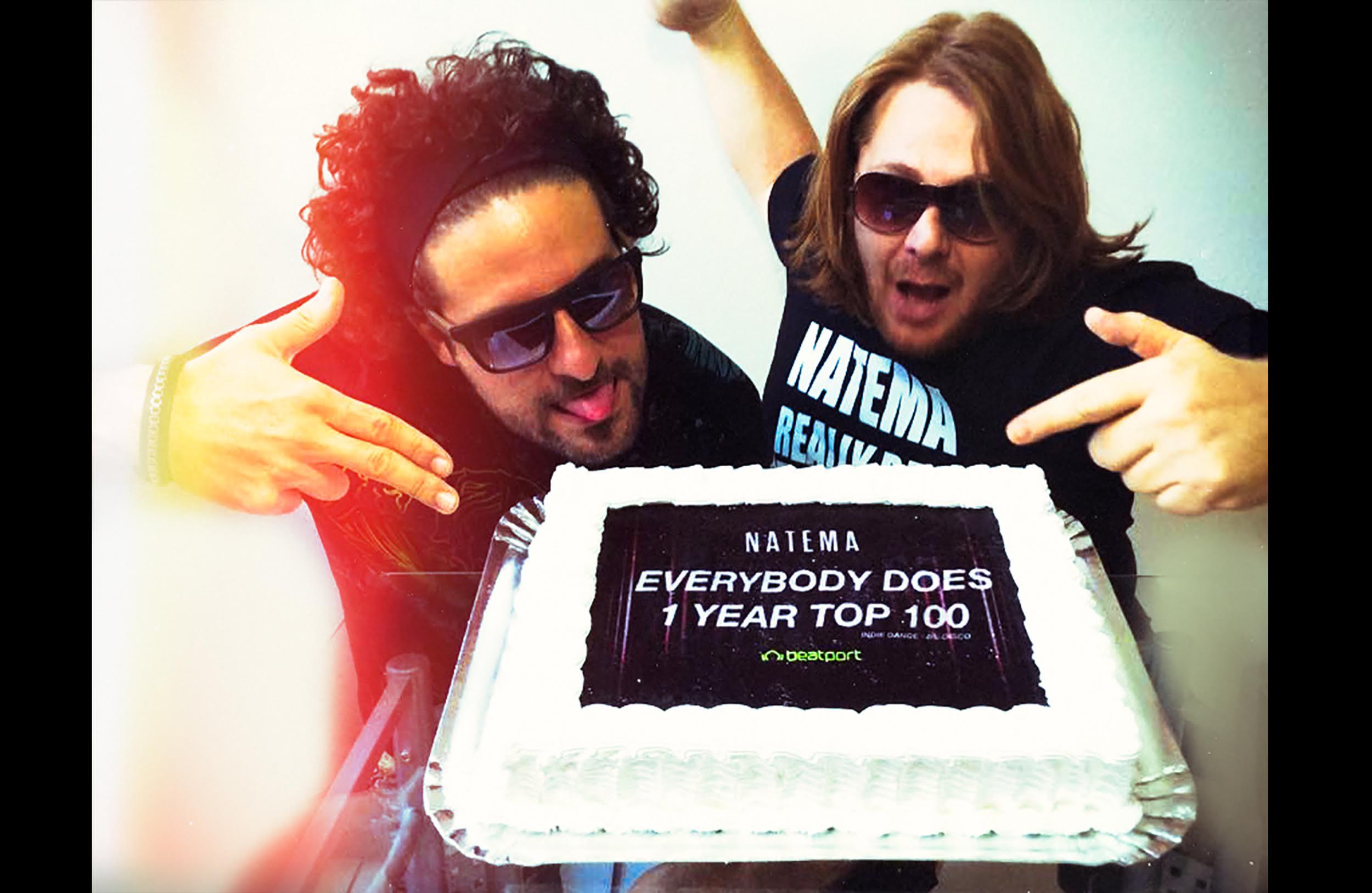 "Natema - Everybody Does: 1 ano no Top100 do Beatport ""Everybody Does"", beatport, natema, Top100"