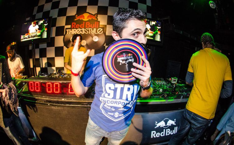 Nedu Lopes fará a curadoria do Red Bull Thre3Style Brasil Red Bull Thre3Style