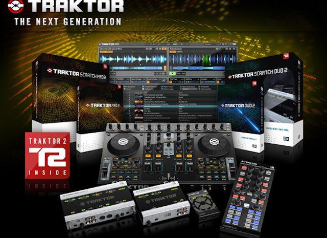 Saiba tudo sobre o novo Traktor 2 audio 10