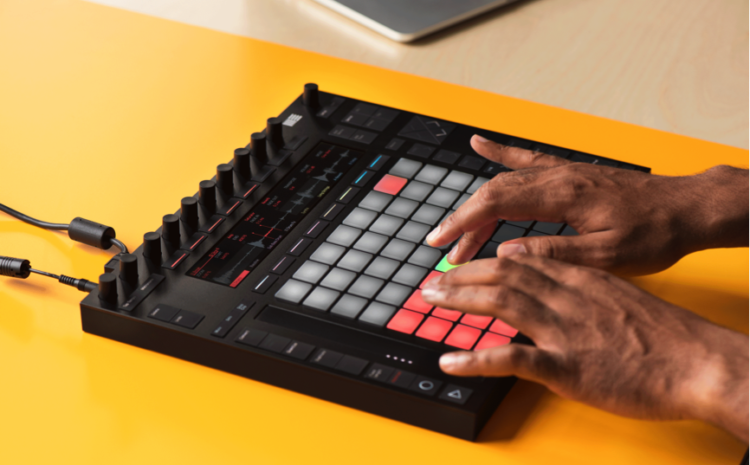 Polifônicos: Ableton Push 2 + Live Update 9.5 Ableton