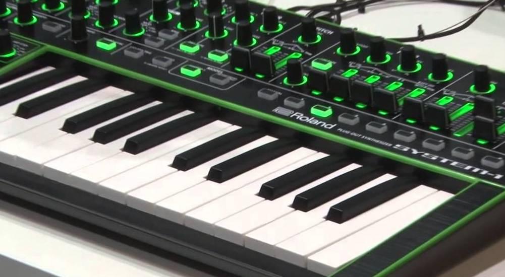 Roland SYSTEM-1 #boutique, aira, Magento, oscilador, roland, rolandplace, sintetizador, system 01
