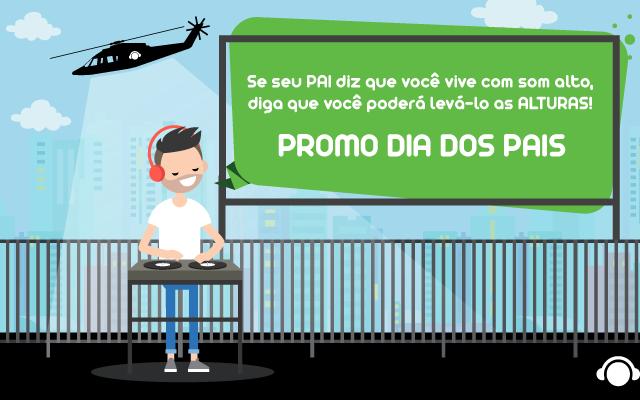 Promoção Mês dos Pais, matricule-se e concorra a um vôo de helicóptero. djban, helicópteros, pais, promoção, vôo