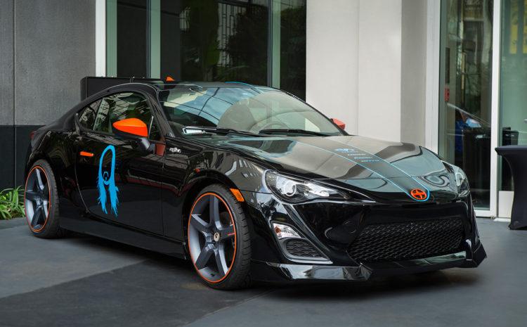 O carro do Steve Aoki é um objeto de desejo carro