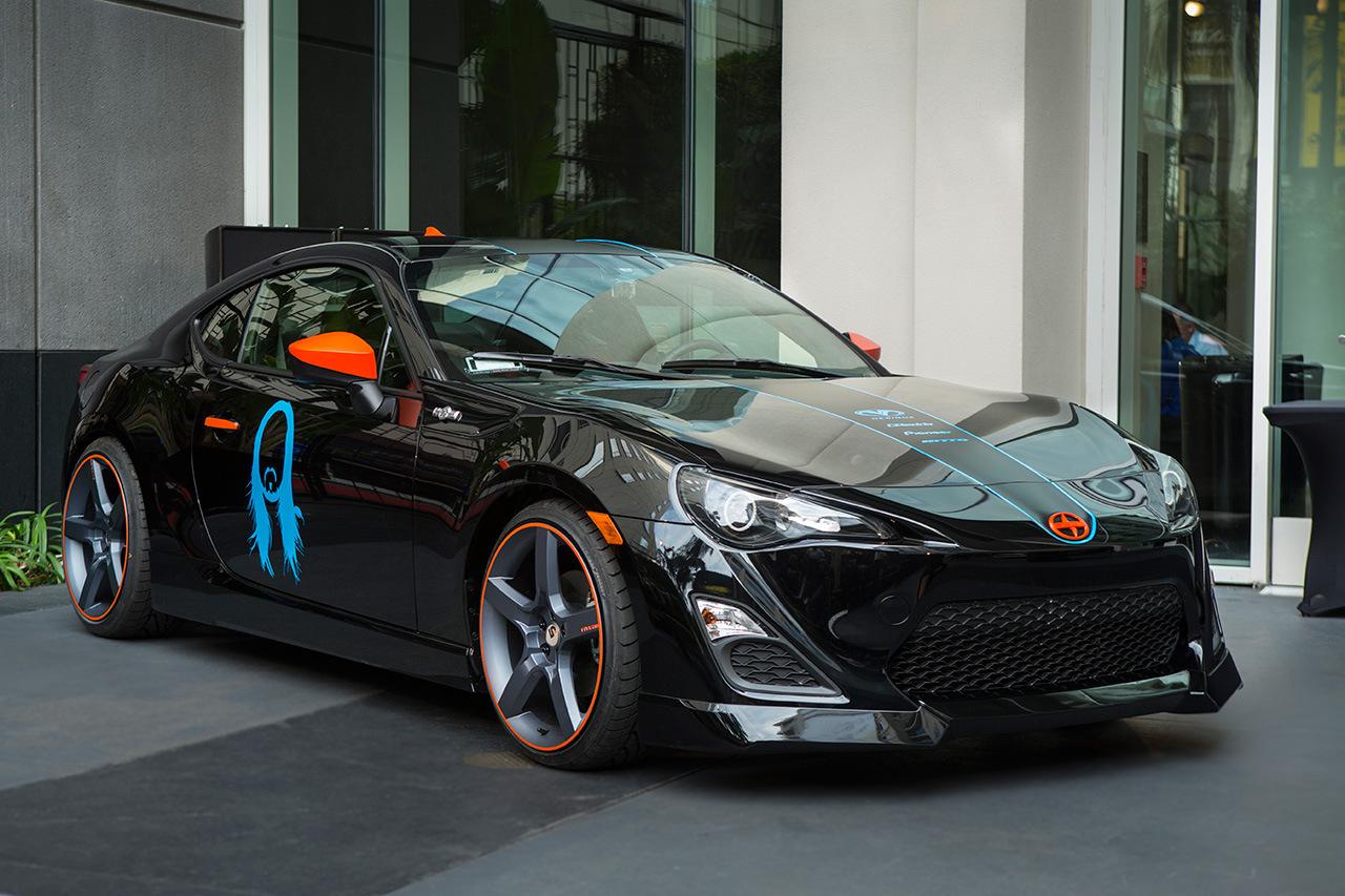 O carro do Steve Aoki é um objeto de desejo carro, DJ, steve aoki