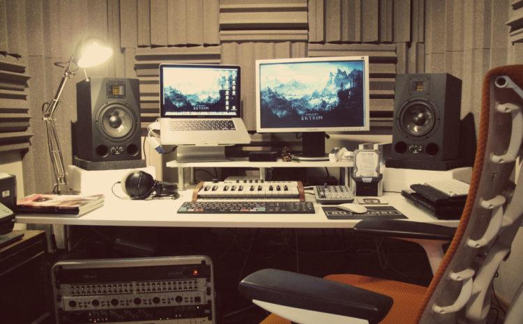 Studiotime.io: o Airbnb para estúdios de áudio e gravação gravação