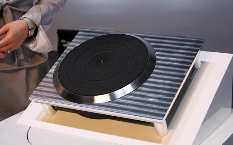 Panasonic anuncia planos para relançar os toca-discos Technics panasonic