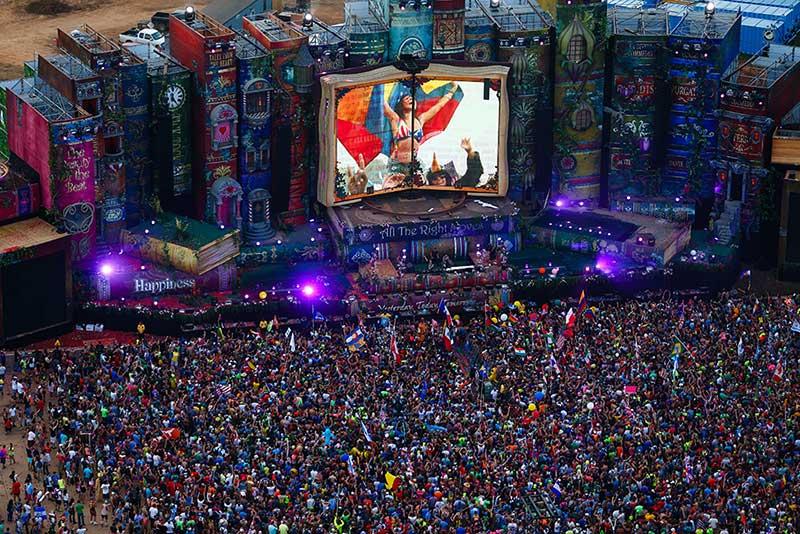 Ingressos do Tomorrowland Brasil começam a ser vendidos dia 12.09 dreamville, full madness, Parque Maeda, tomorrowland brasil