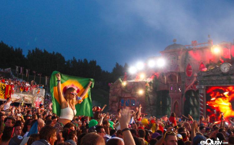 Review Tomorrowland: saiba tudo sobre o maior festival do mundo Mainstage