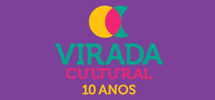 Muito VJing nos 10 anos da Virada Cultural evento