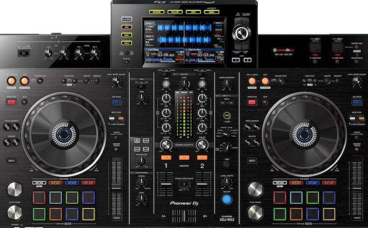 XDJ-RX2 Pioneer DJ, você pode ganhar uma! djm900nx2