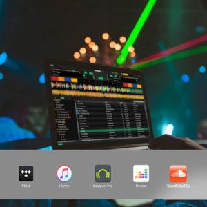 streaming para DJs