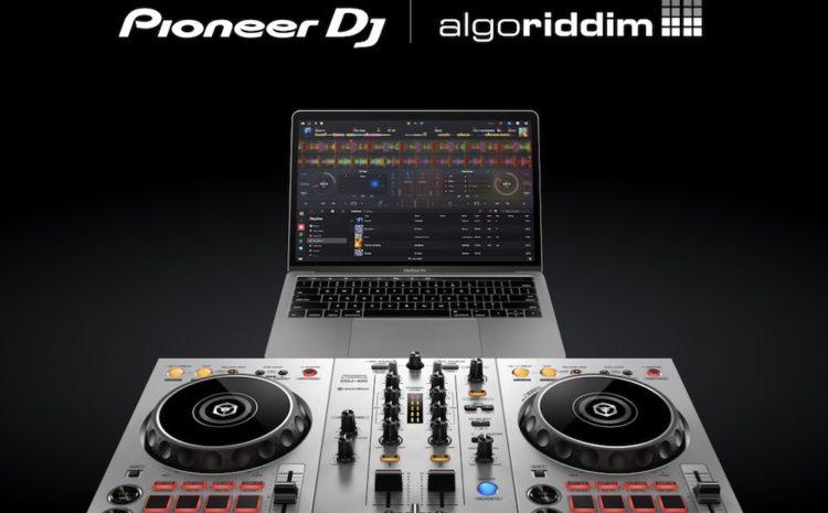 Pioneer DJ DDJ 400 e o DJay Pro Permitem Uso do Spotify DJs