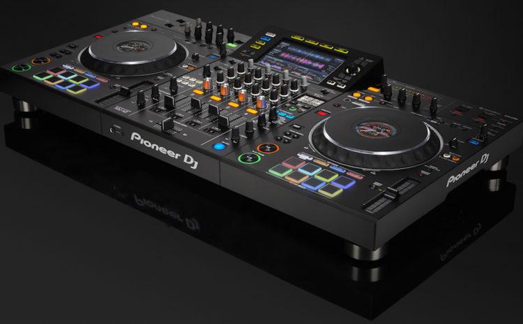 Pioneer DJ XDJ-XZ : 4 Canais Com Rekordbox e Serato