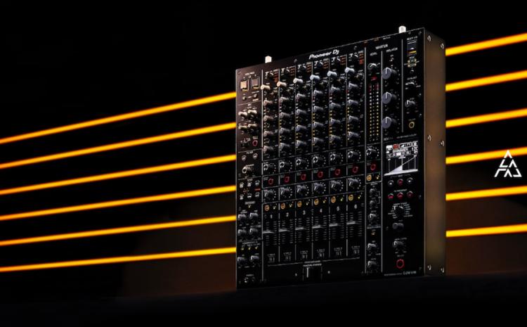 Pioneer DJ DJM-V10 : Novo Mixer de 6 Canais DJs
