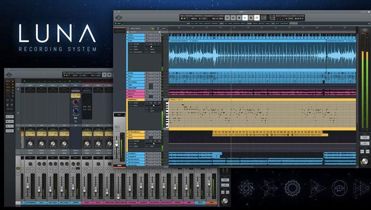 Universal Audio Anuncia o DAW Luna e Será Gratuito Tecnologia