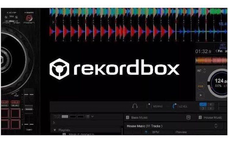Rekordbox 6 ou Rekordbox X? O que vem por aí? DJs
