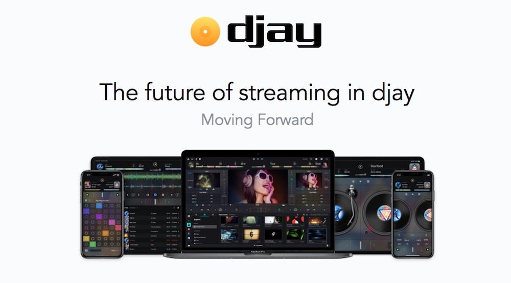 Spotify vai deixar o djay App da Algoriddim