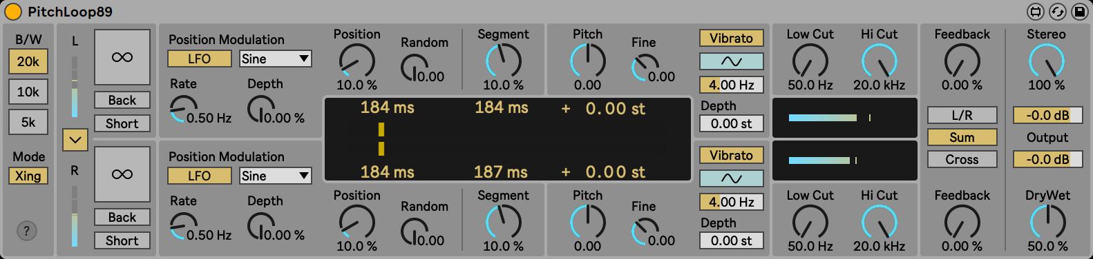 spectral-time ableton live 11 dj ban