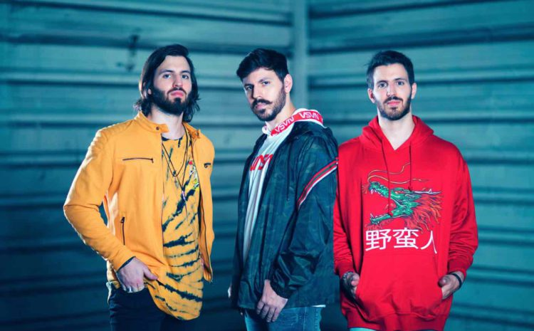 DJs brasileiros caem nas graças de LaidBack Luke com 3 remixes Laidback Luke