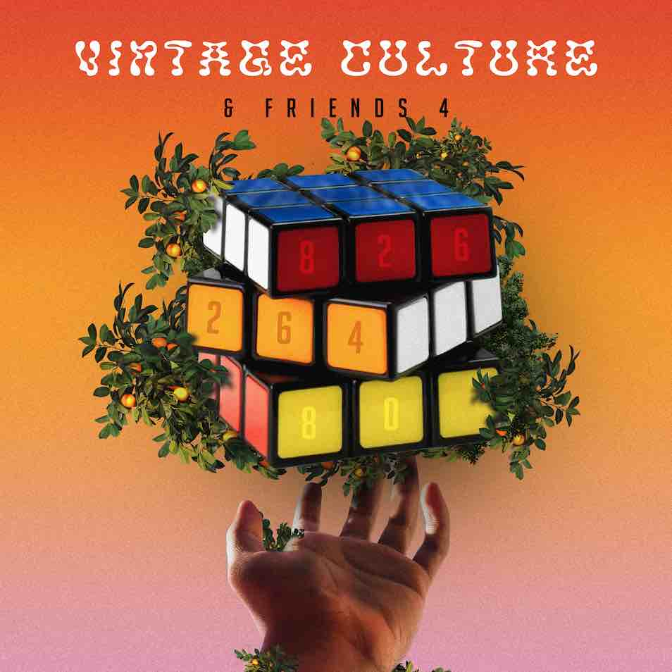 "Vintage Culture lança #4 volume do projeto ""Vintage Culture & Friends"" Bruno Be, kvsh, onerpm, Shapeless, terrified, VINTAGE CULTURE, vintage culture & friends"