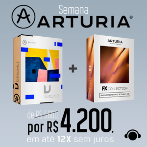 Arturia V Collection 8 + FX Collection